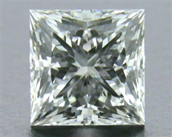 0.50 ct G VS1 A CUT ABOVE® Princess Super Ideal Cut Diamond