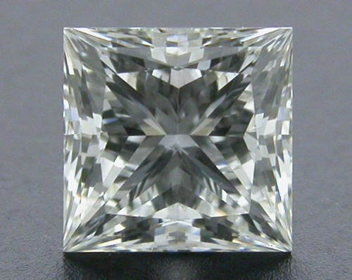 0.54 ct I SI1 A CUT ABOVE® Princess Super Ideal Cut Diamond