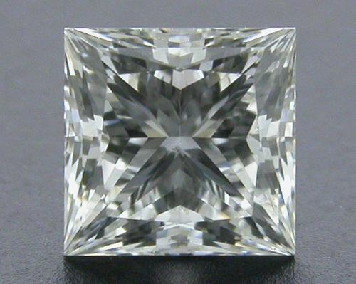 0.54 ct I SI1 A CUT ABOVE® Princess Super Ideal Cut Diamond