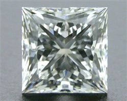 0.70 ct G VS1 A CUT ABOVE® Princess Super Ideal Cut Diamond