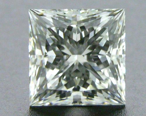 0.50 ct I VS1 A CUT ABOVE® Princess Super Ideal Cut Diamond