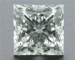 1.02 ct I VS1 A CUT ABOVE® Princess Super Ideal Cut Diamond