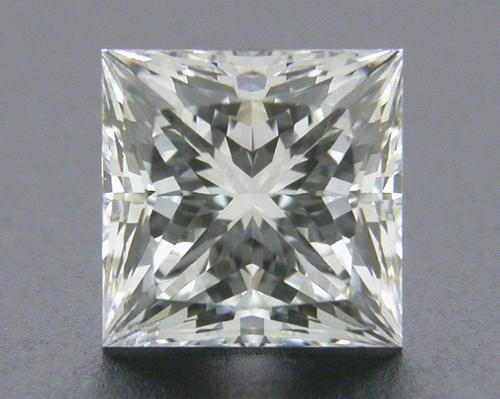 1.05 ct F SI1 A CUT ABOVE® Princess Super Ideal Cut Diamond