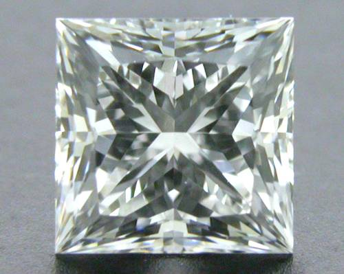 0.51 ct G VS1 A CUT ABOVE® Princess Super Ideal Cut Diamond
