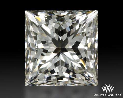 0.53 ct I VS1 A CUT ABOVE® Princess Super Ideal Cut Diamond