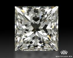 0.53 ct I VS1 A CUT ABOVE® Princess Super Ideal Cut Diamond
