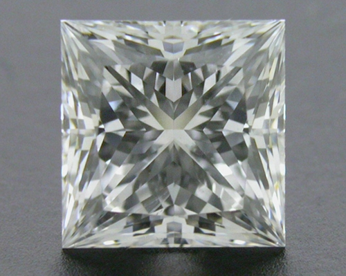 1.002 ct F SI2 Expert Selection Princess Cut Loose Diamond