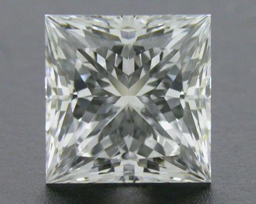 1.002 ct F SI2 Expert Selection Princess Cut Loose Diamond
