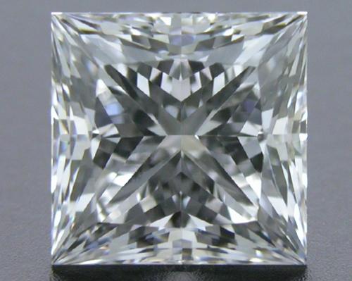 1.03 ct F SI1 Expert Selection Princess Cut Loose Diamond