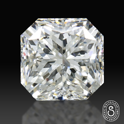 1.015 ct H VS2 Expert Selection Radiant Cut Loose Diamond