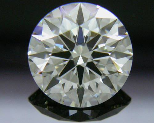 1.624 ct I VS1 A CUT ABOVE® Hearts and Arrows Super Ideal Round Cut Loose Diamond