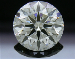 1.556 ct J VS2 A CUT ABOVE® Hearts and Arrows Super Ideal Round Cut Loose Diamond