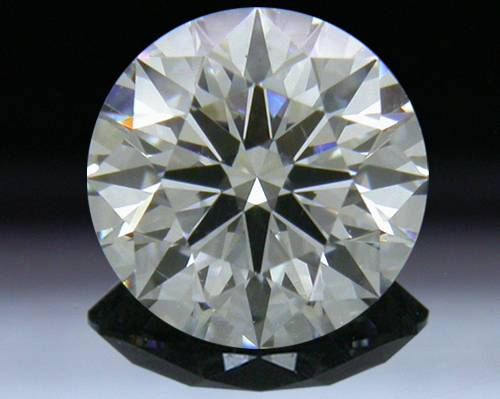 0.81 ct G SI1 A CUT ABOVE® Hearts and Arrows Super Ideal Round Cut Loose Diamond