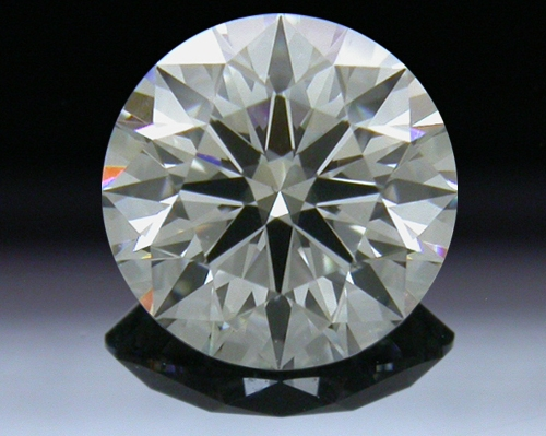 0.805 ct I VS2 A CUT ABOVE® Hearts and Arrows Super Ideal Round Cut Loose Diamond
