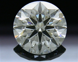 0.806 ct H VS2 A CUT ABOVE® Hearts and Arrows Super Ideal Round Cut Loose Diamond