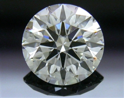0.883 ct H VS2 A CUT ABOVE® Hearts and Arrows Super Ideal Round Cut Loose Diamond