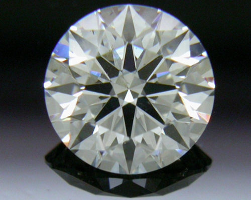 0.734 ct G SI1 A CUT ABOVE® Hearts and Arrows Super Ideal Round Cut Loose Diamond