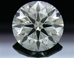 0.74 ct G SI2 A CUT ABOVE® Hearts and Arrows Super Ideal Round Cut Loose Diamond