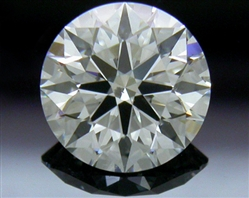 0.73 ct H SI1 A CUT ABOVE® Hearts and Arrows Super Ideal Round Cut Loose Diamond