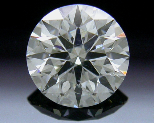 0.758 ct H SI1 Expert Selection Round Cut Loose Diamond