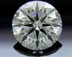 0.777 ct G SI1 A CUT ABOVE® Hearts and Arrows Super Ideal Round Cut Loose Diamond