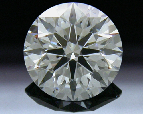 0.768 ct F SI1 Expert Selection Round Cut Loose Diamond