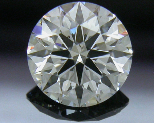 0.76 ct G SI1 A CUT ABOVE® Hearts and Arrows Super Ideal Round Cut Loose Diamond