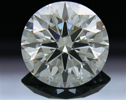 0.742 ct G SI1 A CUT ABOVE® Hearts and Arrows Super Ideal Round Cut Loose Diamond