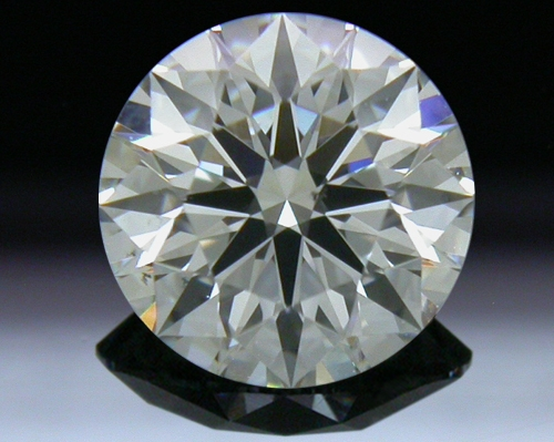 0.782 ct G SI1 A CUT ABOVE® Hearts and Arrows Super Ideal Round Cut Loose Diamond