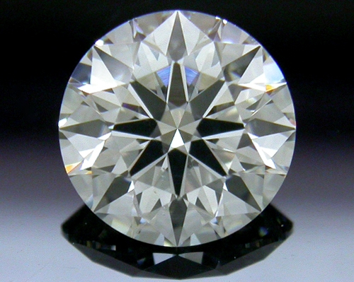 0.792 ct G VS2 A CUT ABOVE® Hearts and Arrows Super Ideal Round Cut Loose Diamond