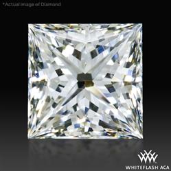 0.728 ct G VS2 A CUT ABOVE® Princess Super Ideal Cut Diamond