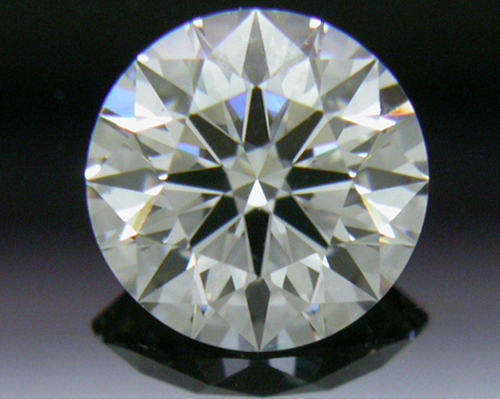 0.542 ct H VS2 A CUT ABOVE® Hearts and Arrows Super Ideal Round Cut Loose Diamond