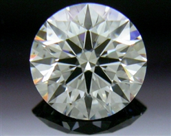 0.515 ct H VS2 A CUT ABOVE® Hearts and Arrows Super Ideal Round Cut Loose Diamond
