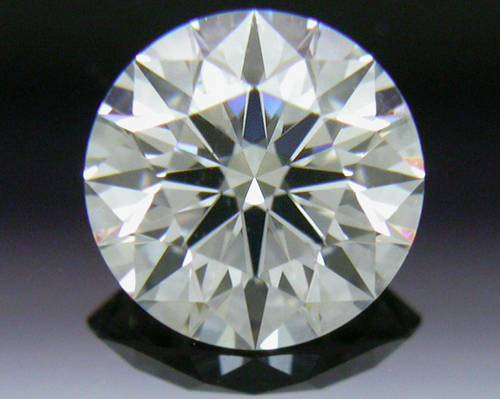 0.51 ct G SI2 A CUT ABOVE® Hearts and Arrows Super Ideal Round Cut Loose Diamond