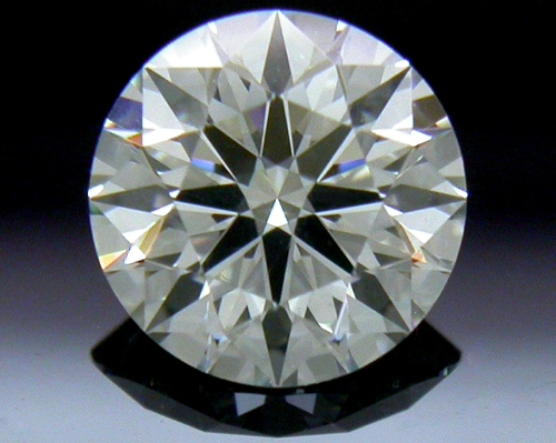 0.53 ct I VS2 A CUT ABOVE® Hearts and Arrows Super Ideal Round Cut Loose Diamond