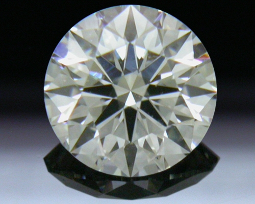 0.351 ct I SI1 A CUT ABOVE® Hearts and Arrows Super Ideal Round Cut Loose Diamond