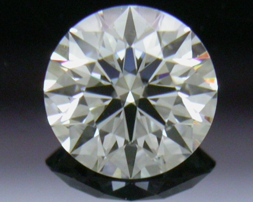 0.346 ct H SI1 A CUT ABOVE® Hearts and Arrows Super Ideal Round Cut Loose Diamond