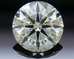 0.35 ct I VS2 A CUT ABOVE® Hearts and Arrows Super Ideal Round Cut Loose Diamond