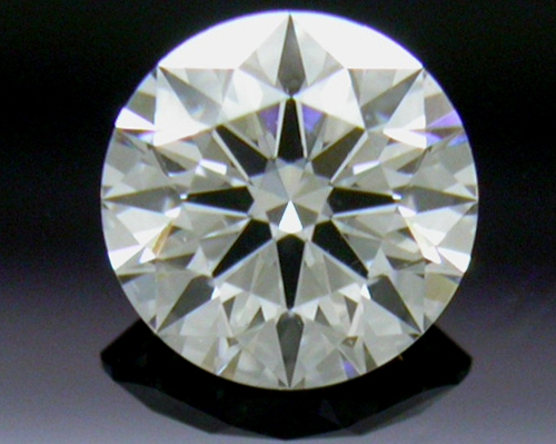 0.336 ct H VS2 A CUT ABOVE® Hearts and Arrows Super Ideal Round Cut Loose Diamond