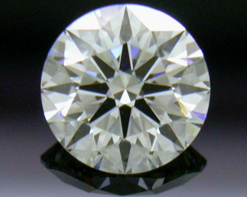 0.324 ct I SI1 A CUT ABOVE® Hearts and Arrows Super Ideal Round Cut Loose Diamond