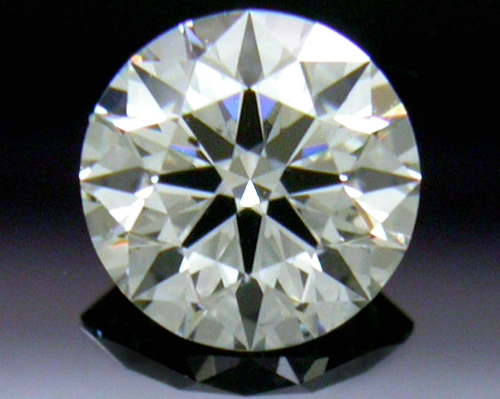 0.338 ct I SI1 A CUT ABOVE® Hearts and Arrows Super Ideal Round Cut Loose Diamond