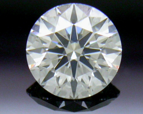 0.346 ct I VS2 A CUT ABOVE® Hearts and Arrows Super Ideal Round Cut Loose Diamond