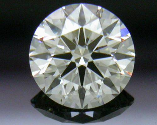 0.417 ct I VS1 A CUT ABOVE® Hearts and Arrows Super Ideal Round Cut Loose Diamond