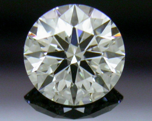 0.411 ct I VS1 A CUT ABOVE® Hearts and Arrows Super Ideal Round Cut Loose Diamond