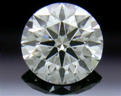 0.415 ct F SI1 A CUT ABOVE® Hearts and Arrows Super Ideal Round Cut Loose Diamond