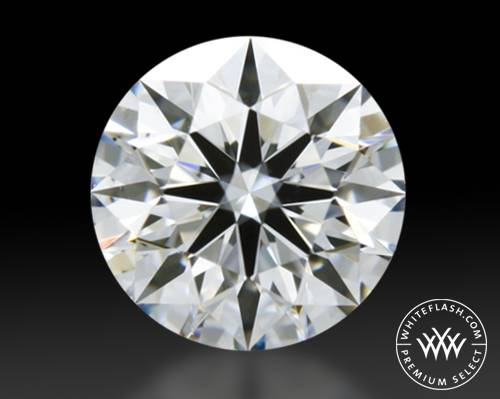 0.34 ct F VS2 Premium Select Round Cut Loose Diamond