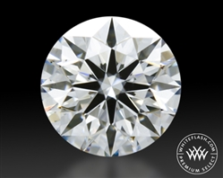 0.34 ct F VS2 Premium Select Round Cut Loose Diamond