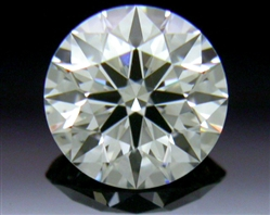 0.412 ct I SI1 A CUT ABOVE® Hearts and Arrows Super Ideal Round Cut Loose Diamond