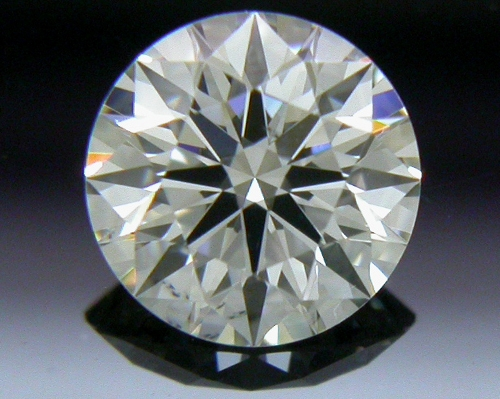0.404 ct J SI1 Expert Selection Round Cut Loose Diamond