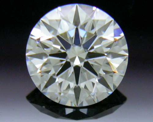 0.418 ct G VS2 A CUT ABOVE® Hearts and Arrows Super Ideal Round Cut Loose Diamond